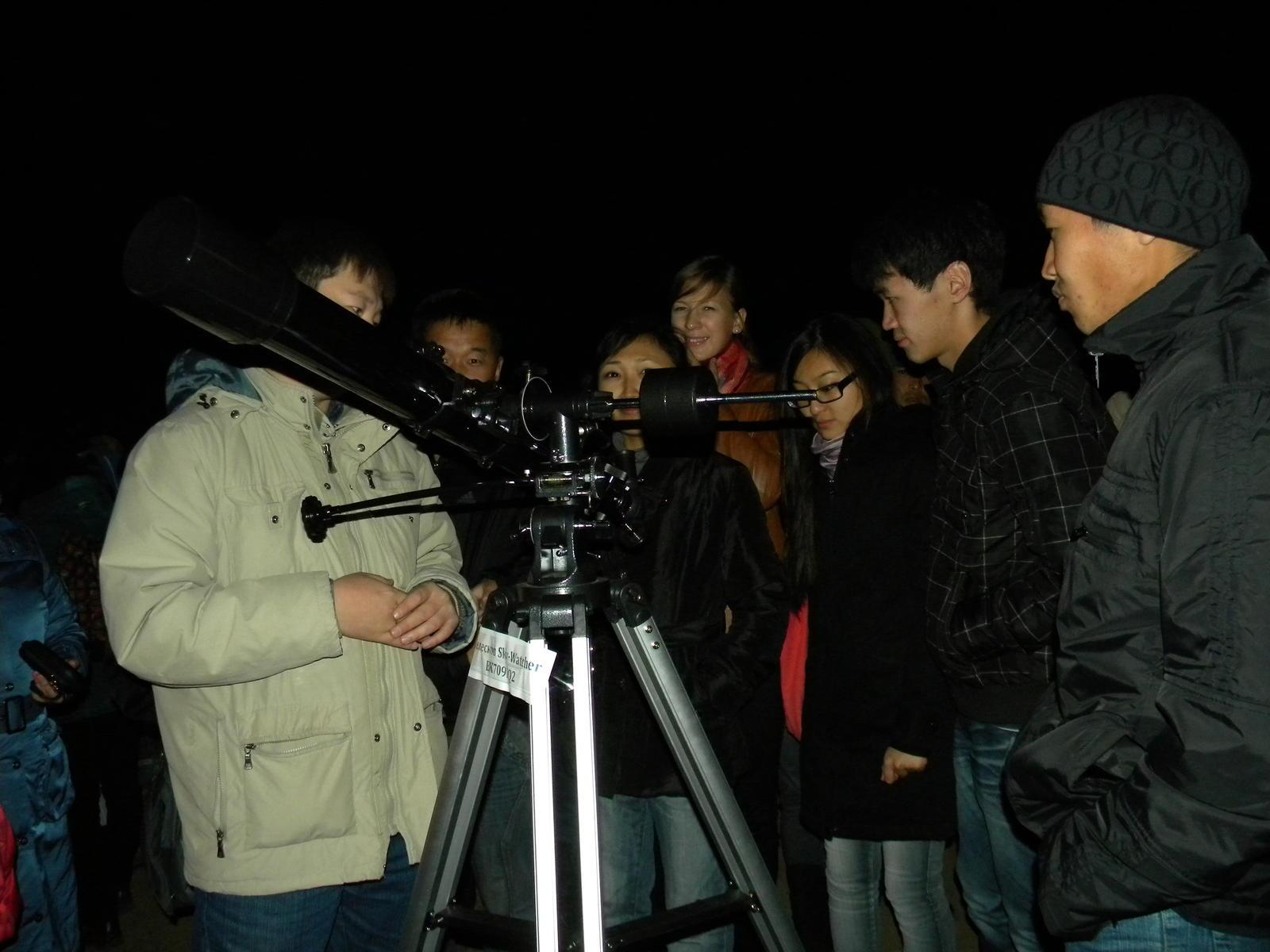 Ulanovka Astrofest 2010 - Первый улан-удэнский астрономический фестиваль