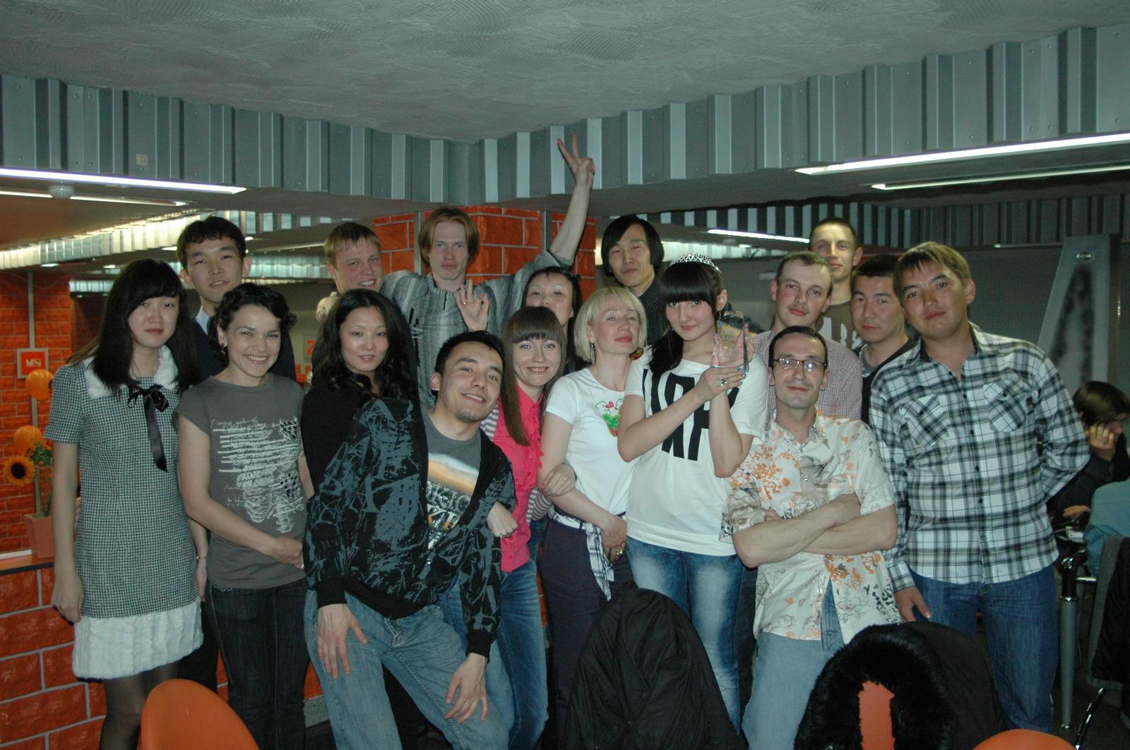 Награждение мисс Улановки 2011 [20 мая 2011]