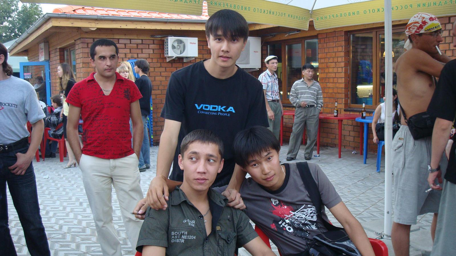 Торрентовка [18 августа 2008]