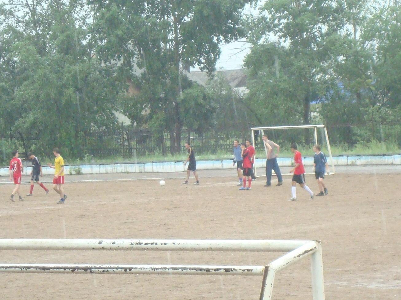 Улановка на футболе [26 июля 2008]