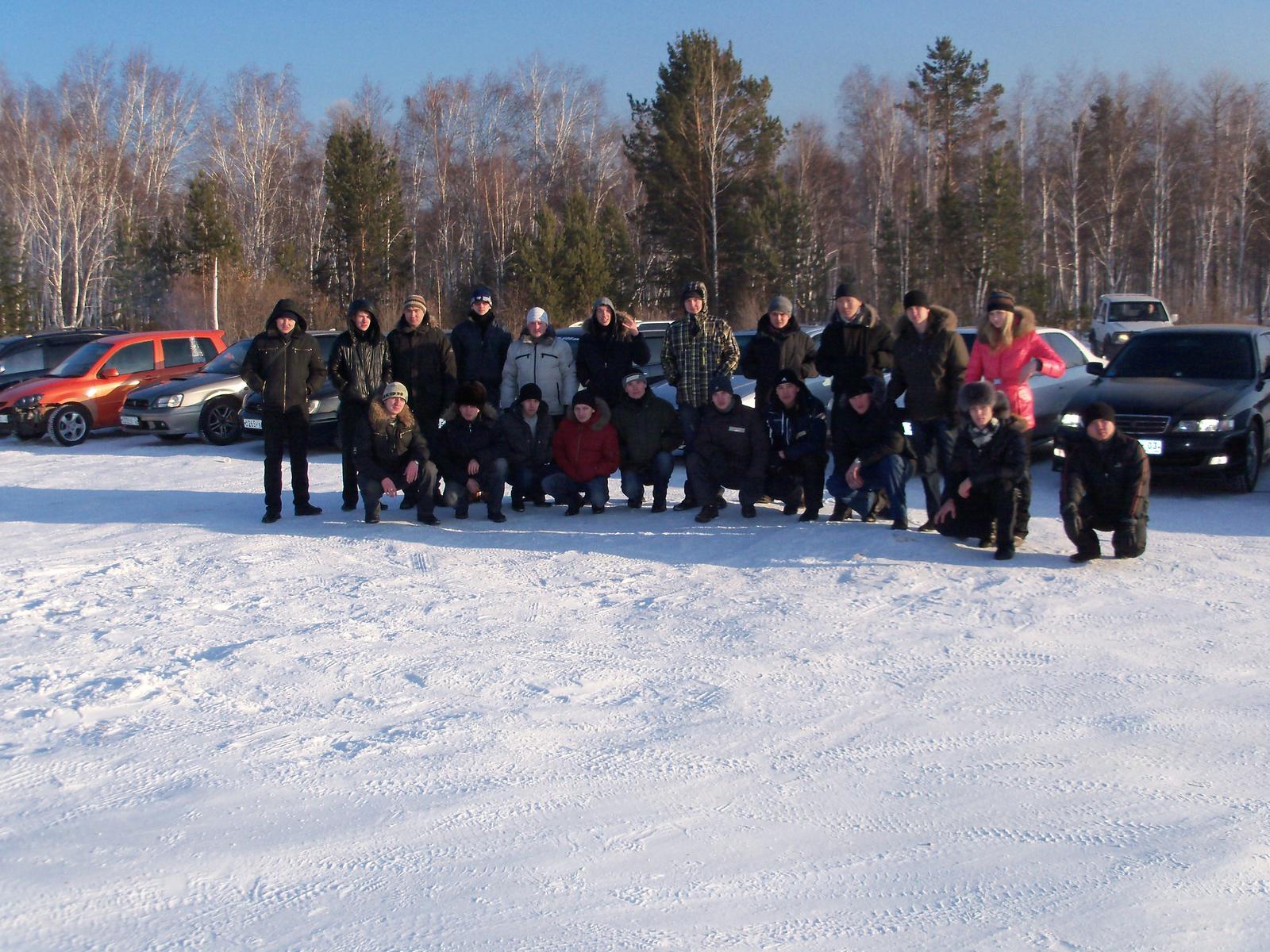 Ulanovka AutoParty [12 февраля 2011]