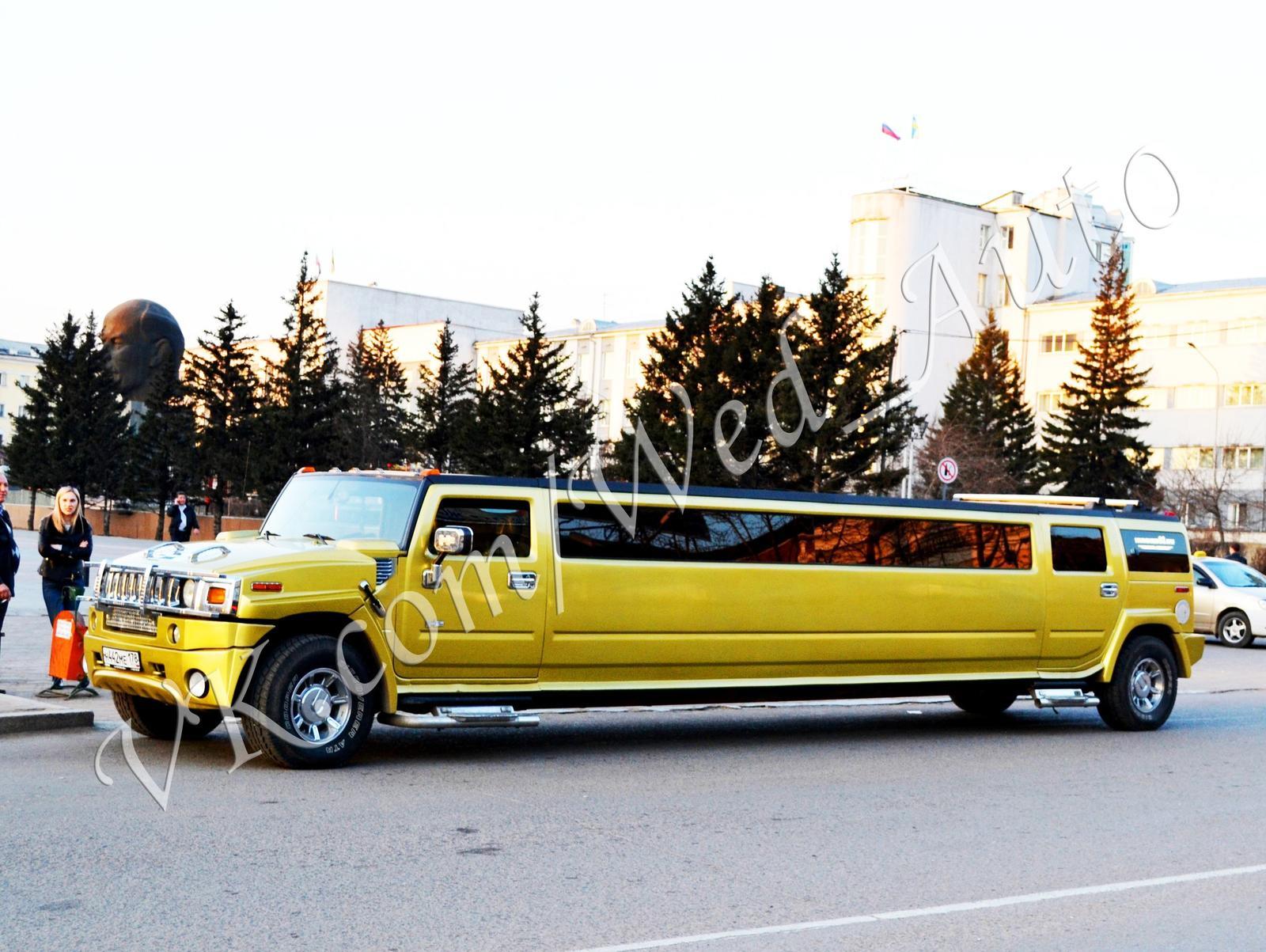 Лимузин Хаммер
