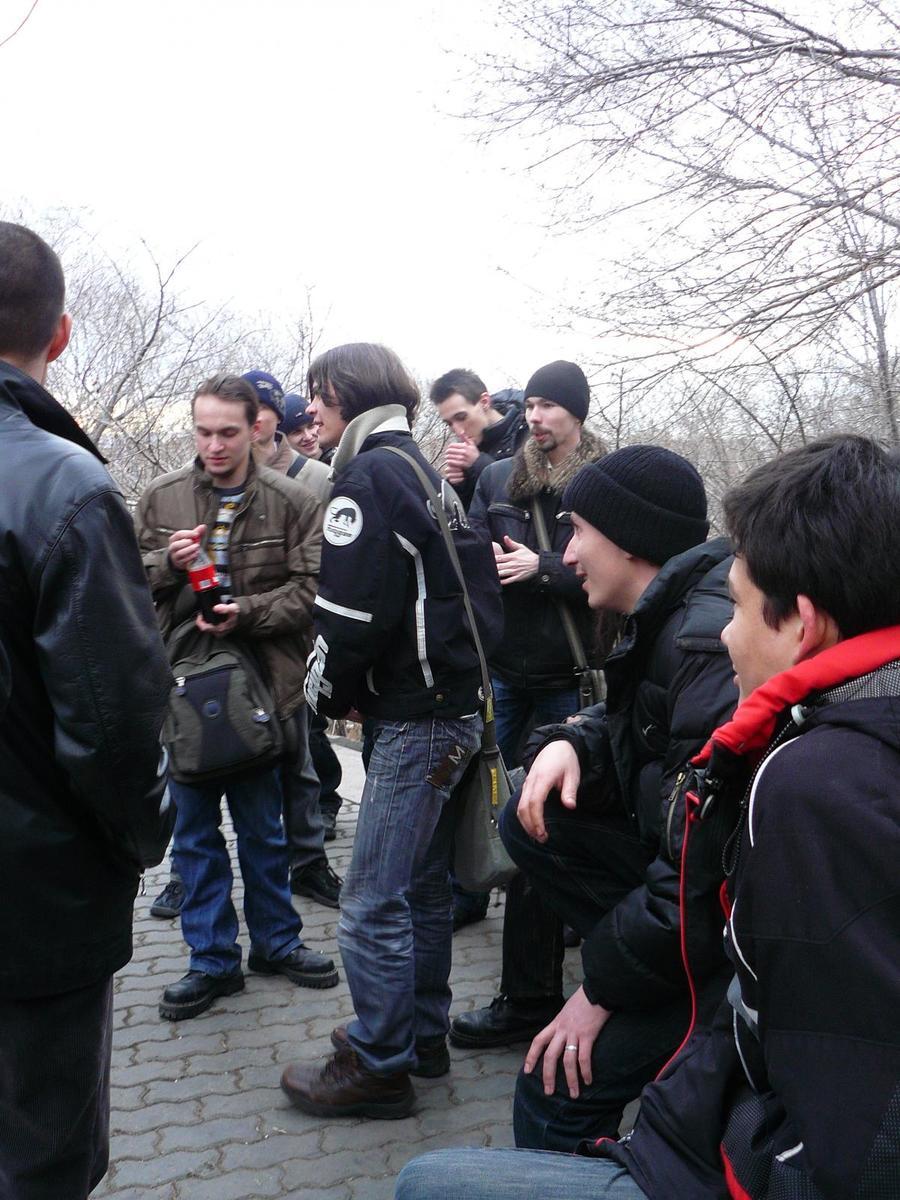 Встреча Buryat Linux User Group [3 апреля 2009]