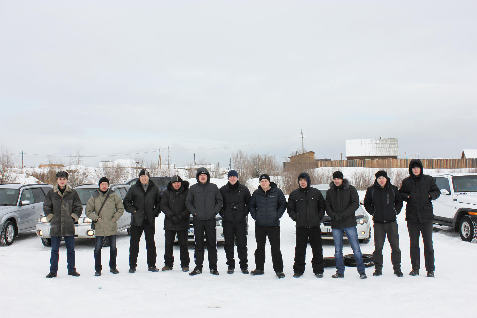 Встреча субаристов Улановки [26 января 2014]