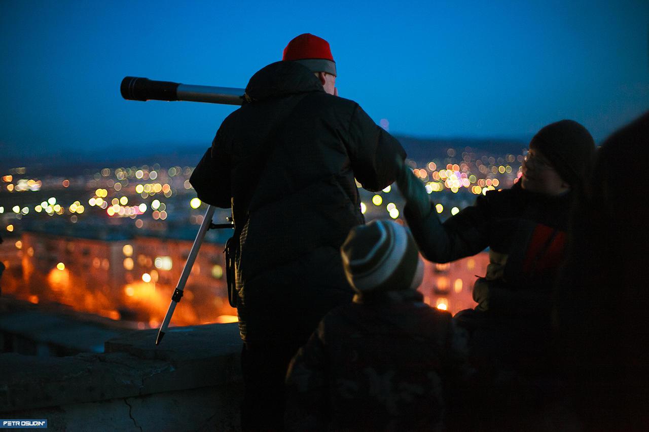 Ulanovka Astrofest 2015. Фото Петра Осудина