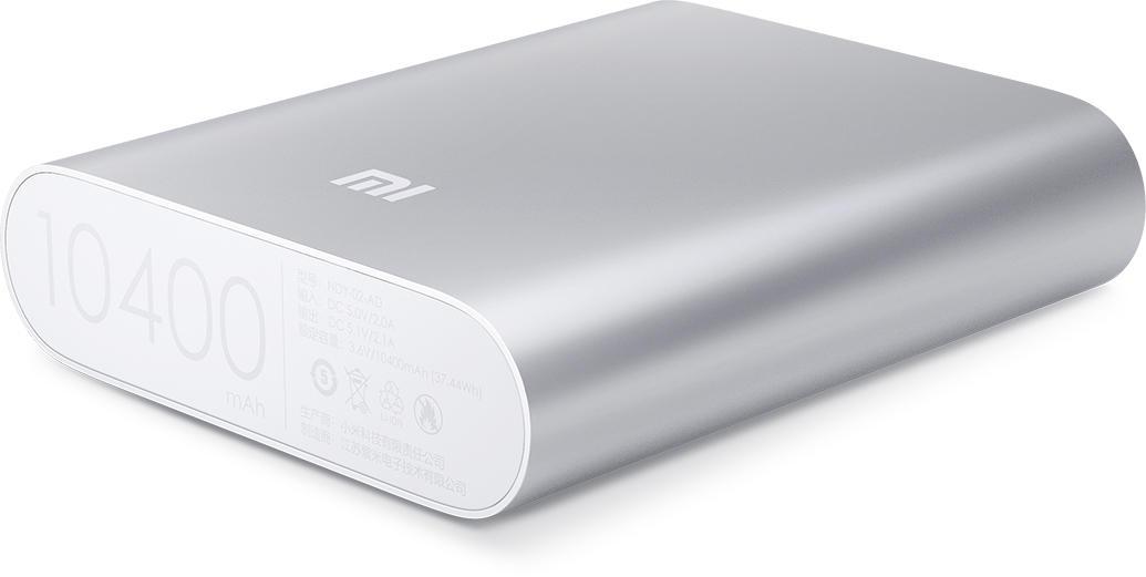 XiaoMi Power Bank 10400 1