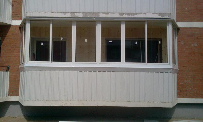 Балконы города улан-удэ - реклама, услуги - улановка.ру - кр.