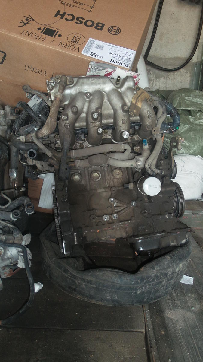 Двигателя марки SR-20