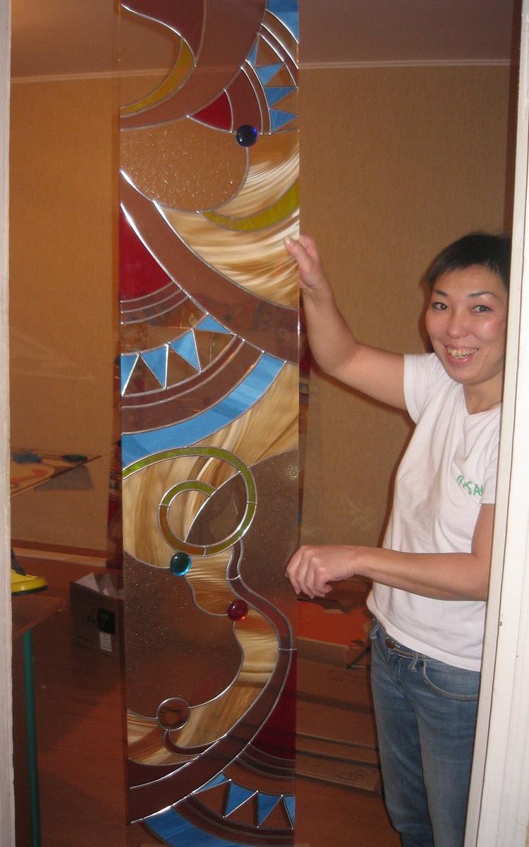 изготовление витражей в Улан-Удэ, 89025634898