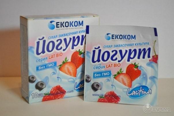 Как сделать йогурт из йогурта с добавками